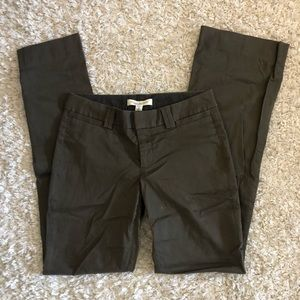 Banana Republic Pants Brown Logan Fit Trousers 0